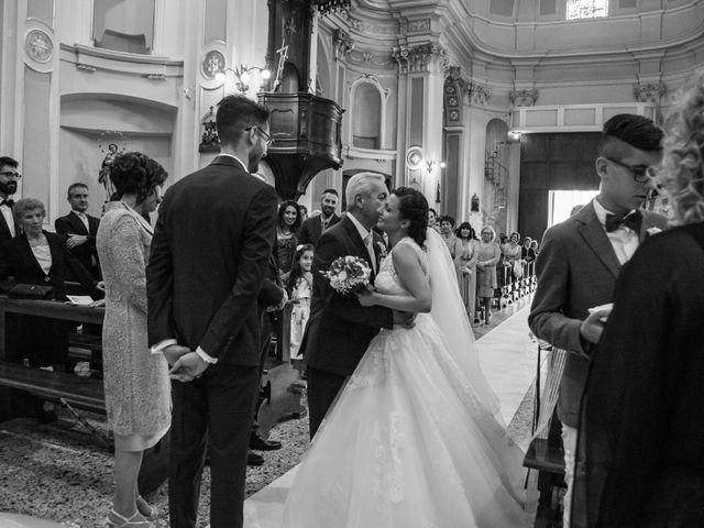 Il matrimonio di Tommaso e Alice a Orsogna, Chieti 39