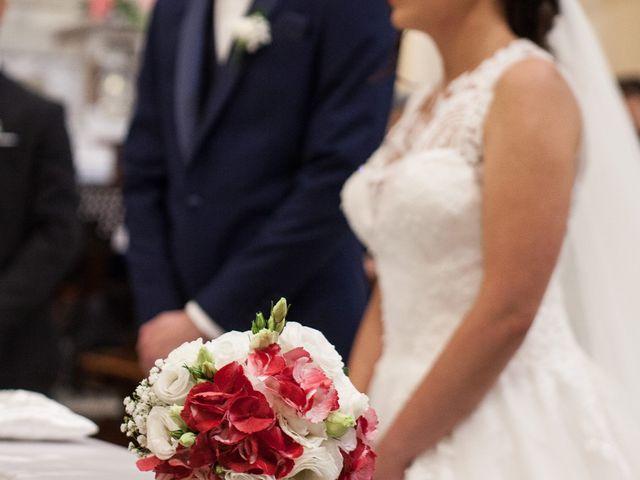 Il matrimonio di Tommaso e Alice a Orsogna, Chieti 41