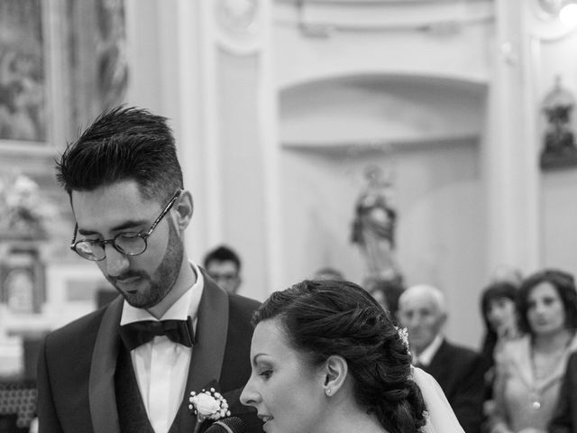 Il matrimonio di Tommaso e Alice a Orsogna, Chieti 43