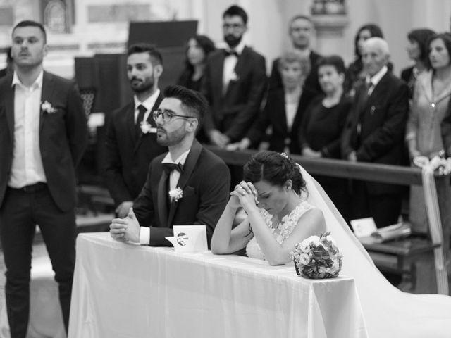 Il matrimonio di Tommaso e Alice a Orsogna, Chieti 46
