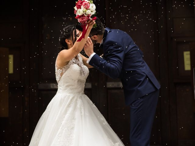 Il matrimonio di Tommaso e Alice a Orsogna, Chieti 48