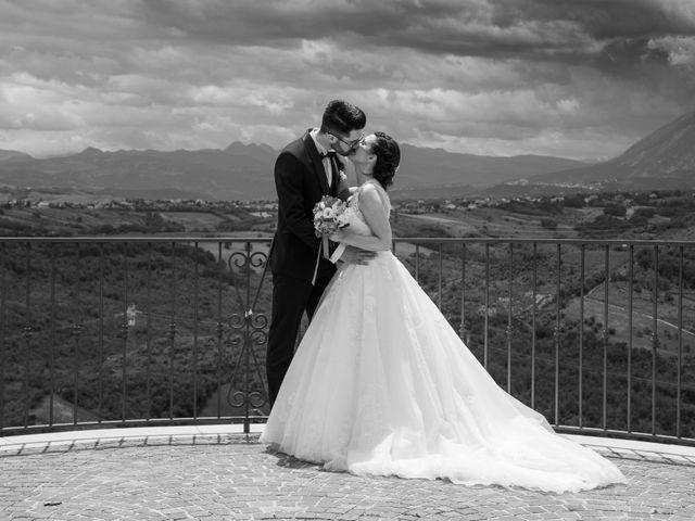 Il matrimonio di Tommaso e Alice a Orsogna, Chieti 50