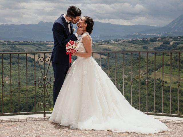 Il matrimonio di Tommaso e Alice a Orsogna, Chieti 52