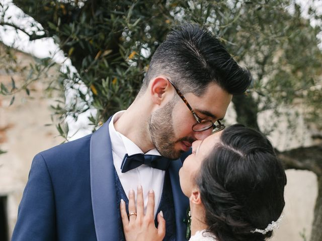 Il matrimonio di Tommaso e Alice a Orsogna, Chieti 62
