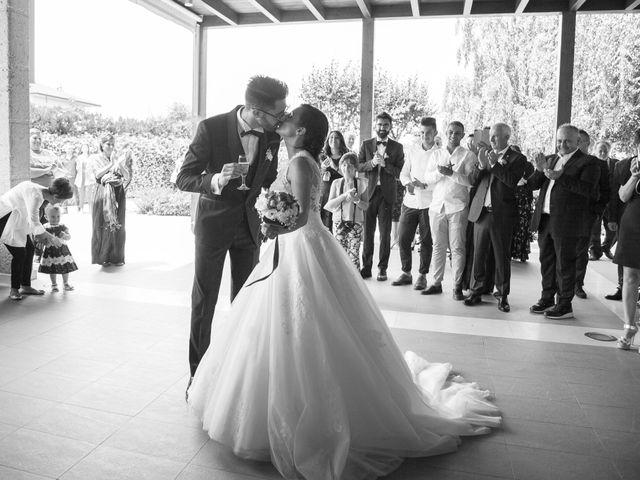 Il matrimonio di Tommaso e Alice a Orsogna, Chieti 74