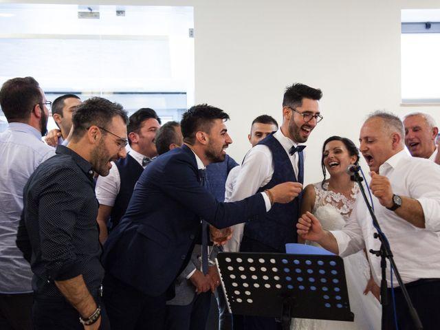 Il matrimonio di Tommaso e Alice a Orsogna, Chieti 82