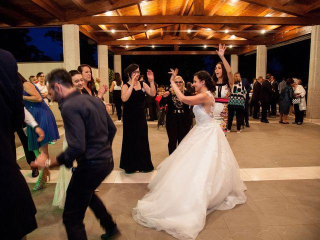 Il matrimonio di Tommaso e Alice a Orsogna, Chieti 93