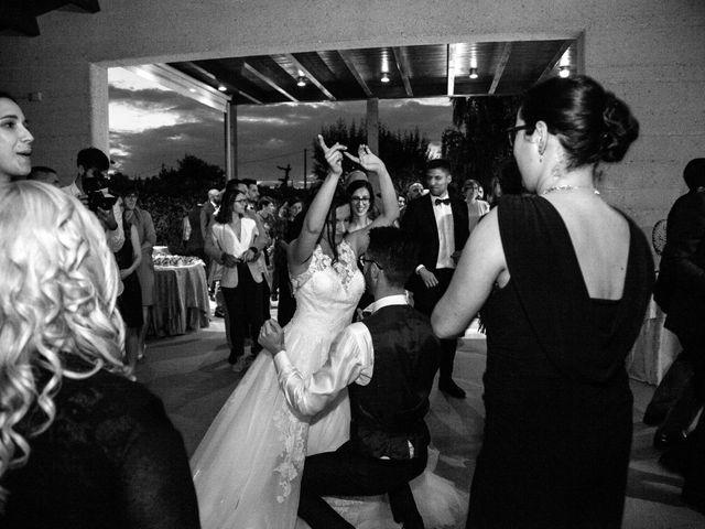 Il matrimonio di Tommaso e Alice a Orsogna, Chieti 94