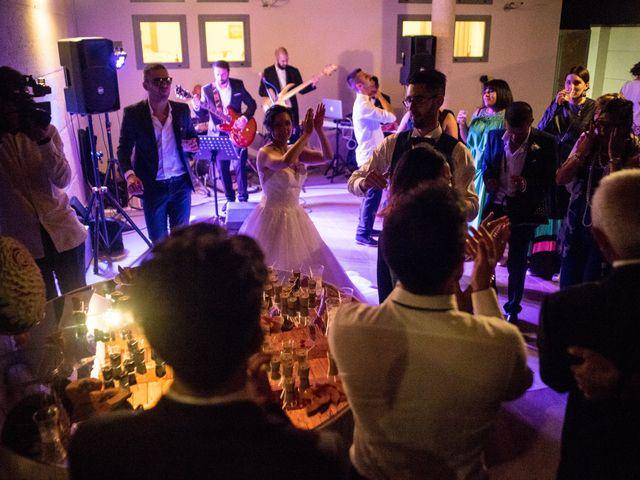 Il matrimonio di Tommaso e Alice a Orsogna, Chieti 98