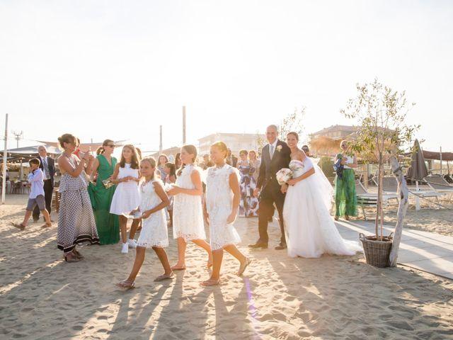 Il matrimonio di Silvio e Chiara a Cervia, Ravenna 14