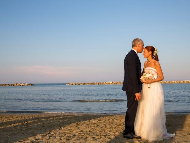 Il matrimonio di Silvio e Chiara a Cervia, Ravenna 25