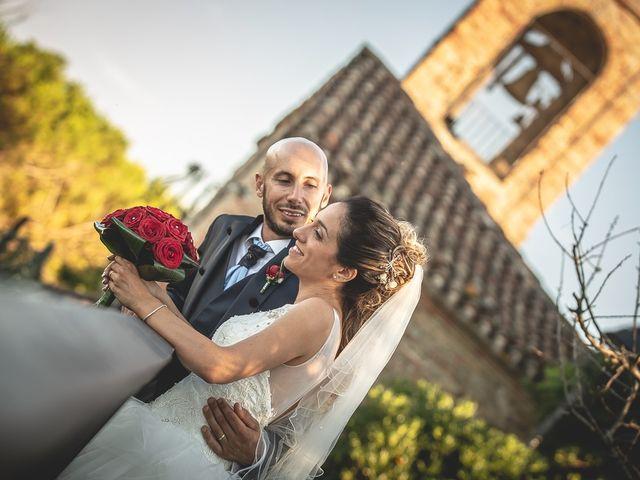 Il matrimonio di Gabriele e Giorgia a Tavullia, Pesaro - Urbino 6