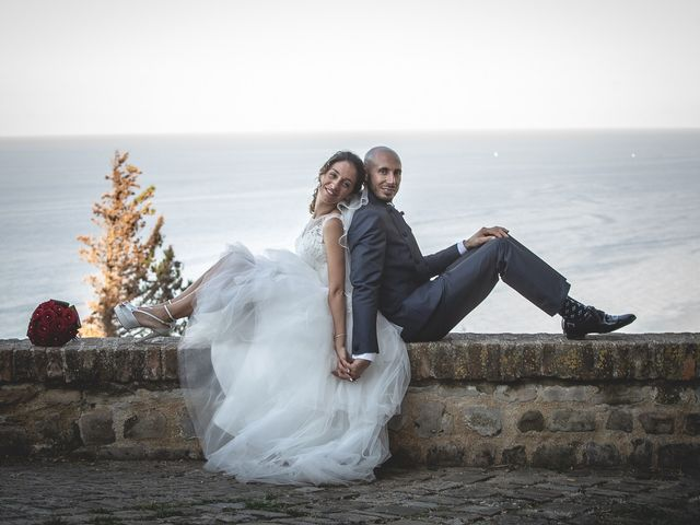 Il matrimonio di Gabriele e Giorgia a Tavullia, Pesaro - Urbino 10