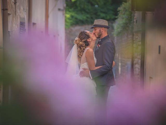 Il matrimonio di Gabriele e Giorgia a Tavullia, Pesaro - Urbino 11