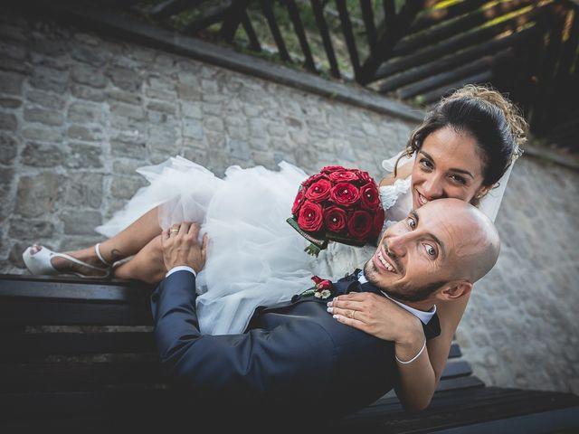 Il matrimonio di Gabriele e Giorgia a Tavullia, Pesaro - Urbino 12