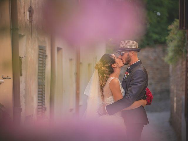 Il matrimonio di Gabriele e Giorgia a Tavullia, Pesaro - Urbino 13