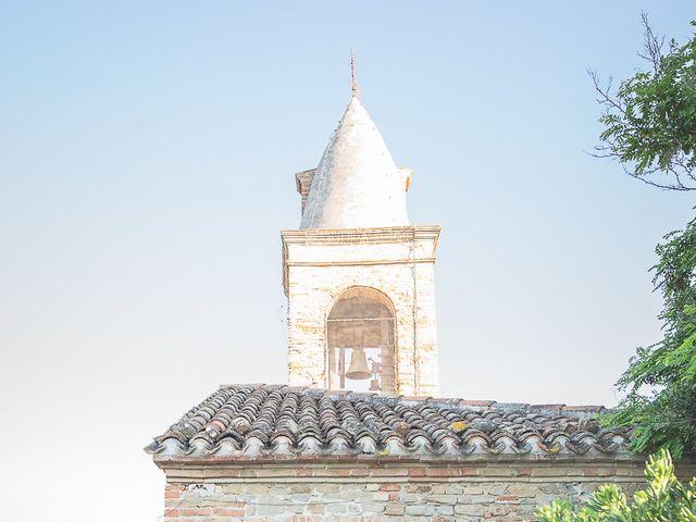 Il matrimonio di Gabriele e Giorgia a Tavullia, Pesaro - Urbino 15