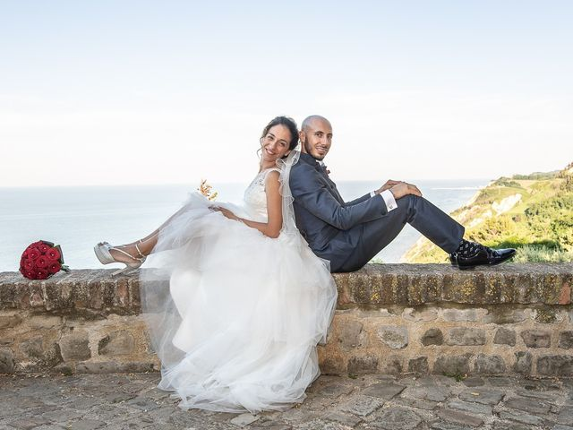 Il matrimonio di Gabriele e Giorgia a Tavullia, Pesaro - Urbino 16