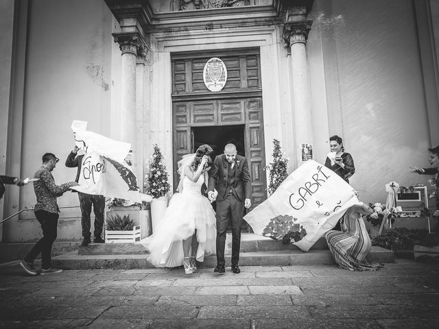 Il matrimonio di Gabriele e Giorgia a Tavullia, Pesaro - Urbino 20