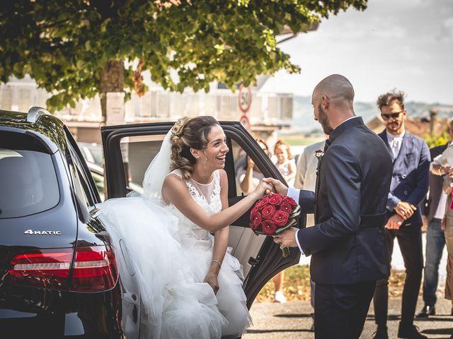 Il matrimonio di Gabriele e Giorgia a Tavullia, Pesaro - Urbino 23
