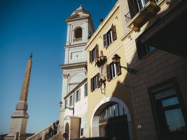 Il matrimonio di Ilias e Eleni a Roma, Roma 3