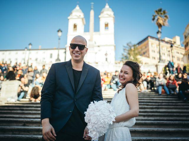 Il matrimonio di Ilias e Eleni a Roma, Roma 41