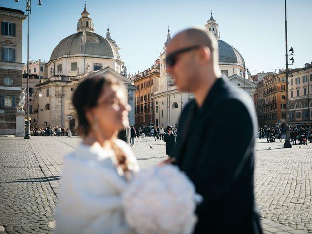 Il matrimonio di Ilias e Eleni a Roma, Roma 42