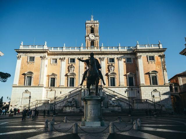 Il matrimonio di Ilias e Eleni a Roma, Roma 46