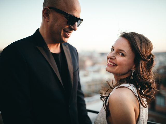 le nozze di Eleni e Ilias
