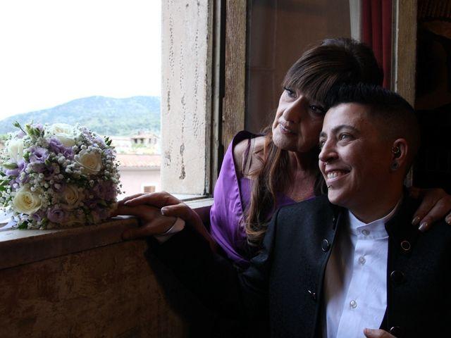 Il matrimonio di Stefania e Anita a Roma, Roma 2
