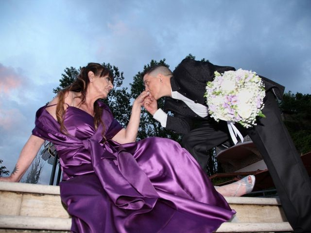Il matrimonio di Stefania e Anita a Roma, Roma 10