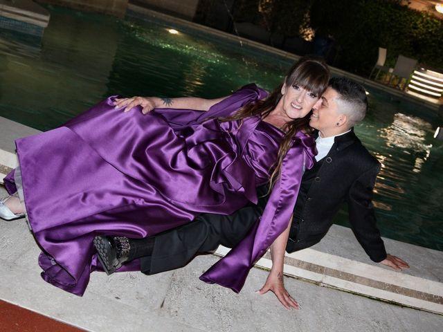 Il matrimonio di Stefania e Anita a Roma, Roma 21