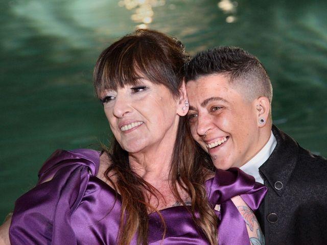 Il matrimonio di Stefania e Anita a Roma, Roma 22