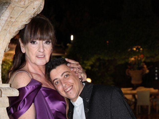 Il matrimonio di Stefania e Anita a Roma, Roma 23