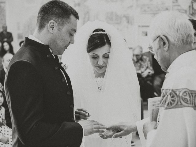 Il matrimonio di Alessandro e Francesca a Foggia, Foggia 12