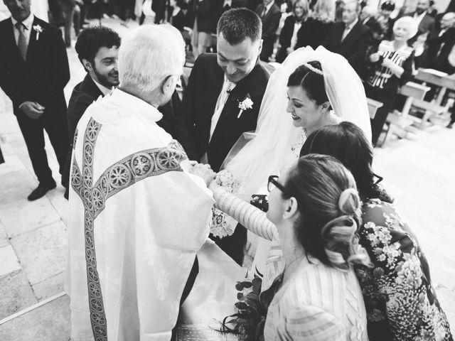 Il matrimonio di Alessandro e Francesca a Foggia, Foggia 14