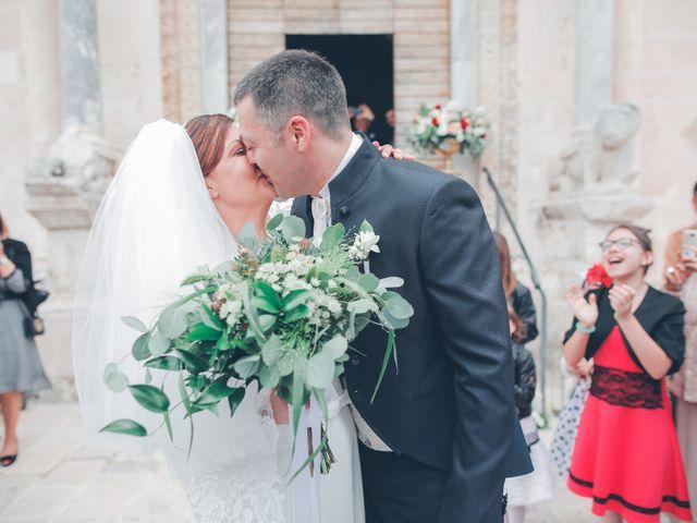 Il matrimonio di Alessandro e Francesca a Foggia, Foggia 16