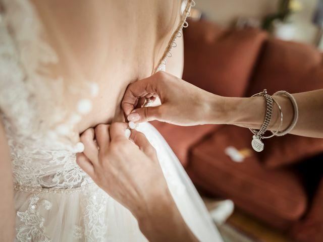 Il matrimonio di Fabio e Laura a Meina, Novara 19