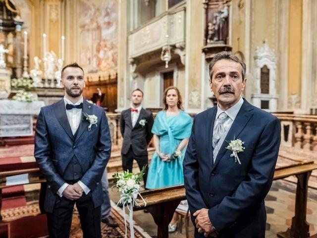 Il matrimonio di Fabio e Laura a Meina, Novara 27