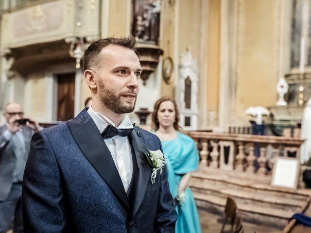 Il matrimonio di Fabio e Laura a Meina, Novara 28