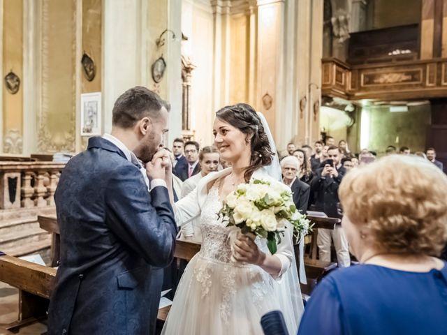 Il matrimonio di Fabio e Laura a Meina, Novara 29