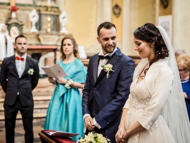 Il matrimonio di Fabio e Laura a Meina, Novara 30