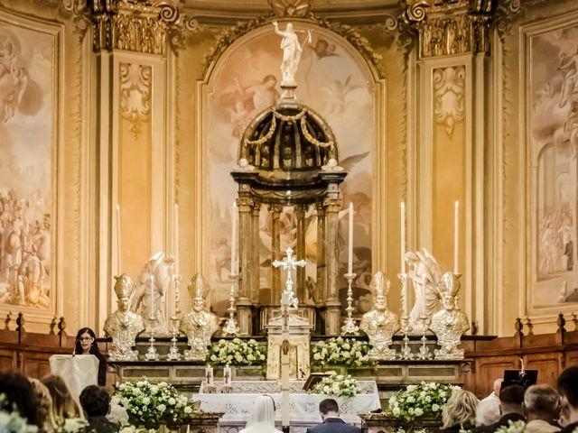 Il matrimonio di Fabio e Laura a Meina, Novara 31