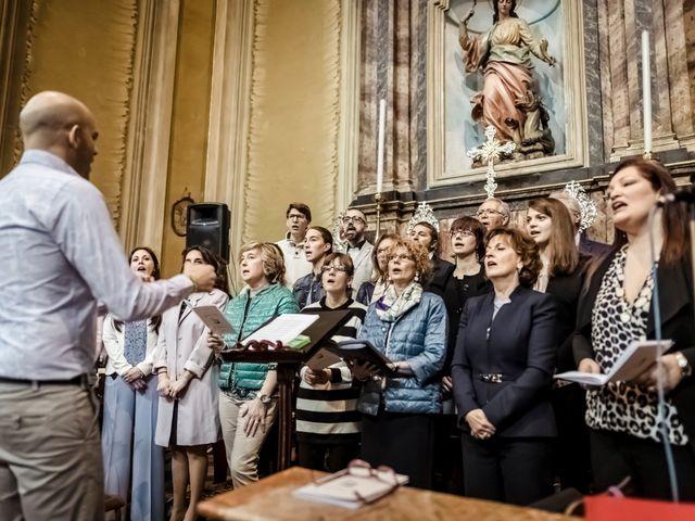 Il matrimonio di Fabio e Laura a Meina, Novara 33