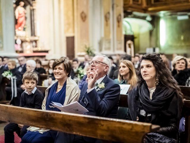 Il matrimonio di Fabio e Laura a Meina, Novara 34