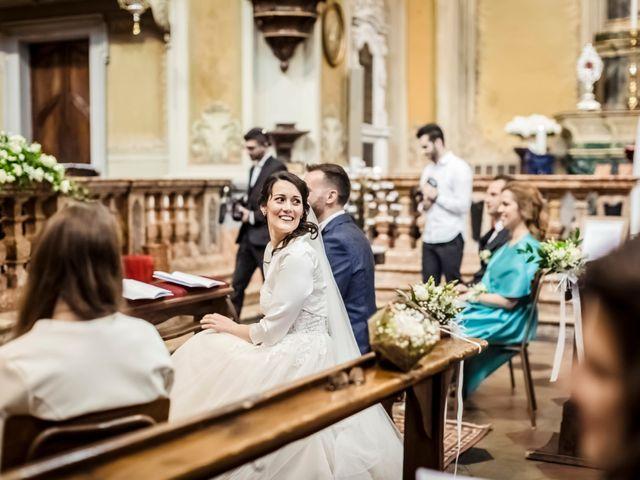 Il matrimonio di Fabio e Laura a Meina, Novara 35