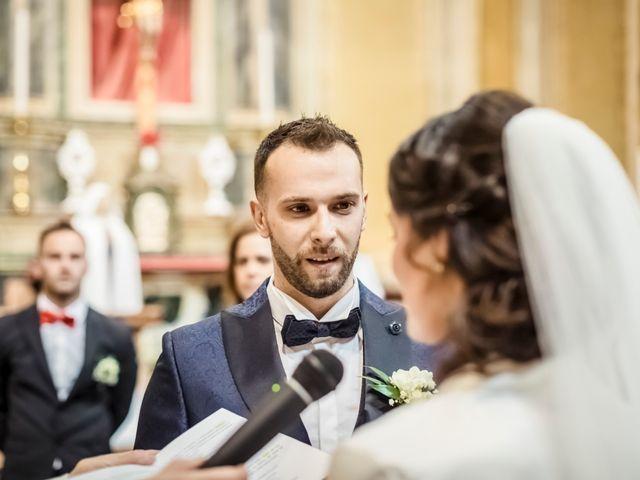 Il matrimonio di Fabio e Laura a Meina, Novara 36