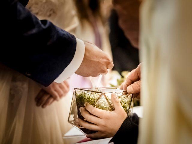 Il matrimonio di Fabio e Laura a Meina, Novara 37