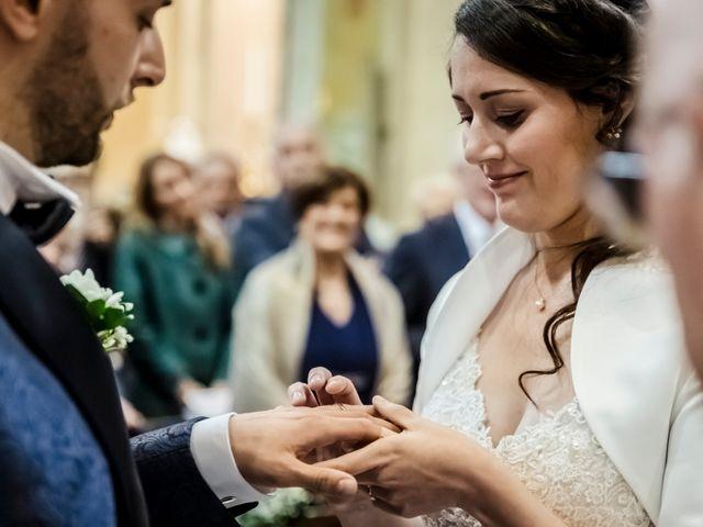 Il matrimonio di Fabio e Laura a Meina, Novara 40