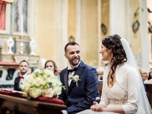 Il matrimonio di Fabio e Laura a Meina, Novara 41